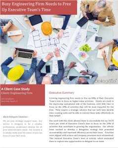 Case Study: Executive Team
