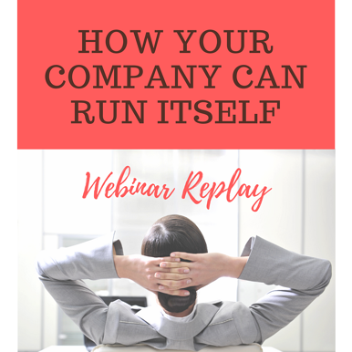 How Your Company Can Run Itself