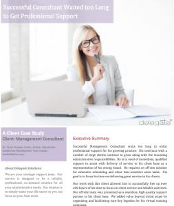 Case Study: Solopreneur