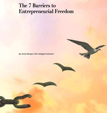 The 7 Barriers to Entrepreneurial Freedom
